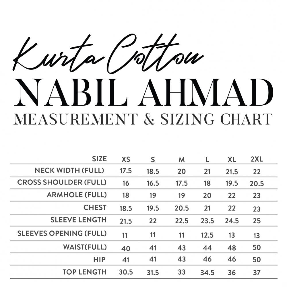Kurta Nabil Ahmad Al-Atif x Jakel